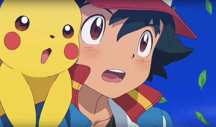 Pokémon Filme 2018