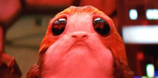 Porgs Star Wars: Os Últimos Jedi