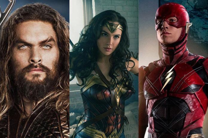 Universo Cinematográfico DC Comics
