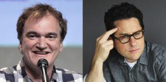 Quentin Tarantino e J.J. Abrams Star Trek