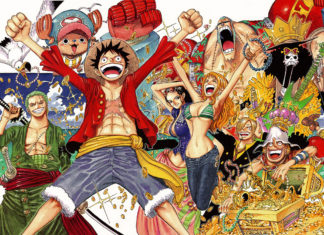 Personagens One Piece 598