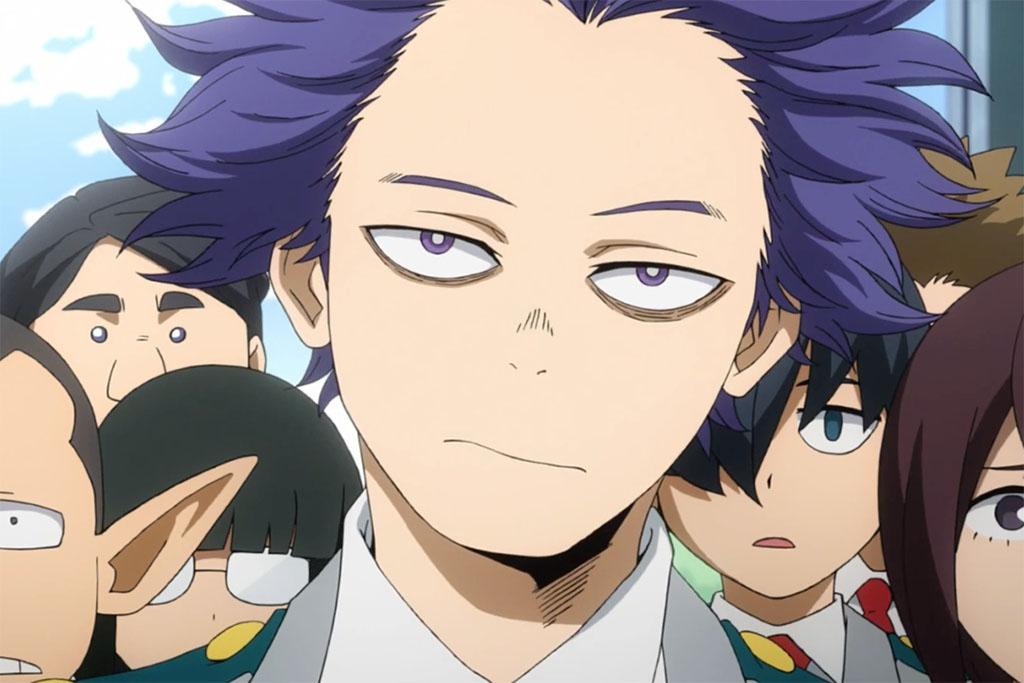 Hitoshi Shinso Boku no Hero Academia