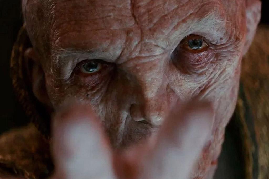Snoke Star Wars: Os Últimos Jedi