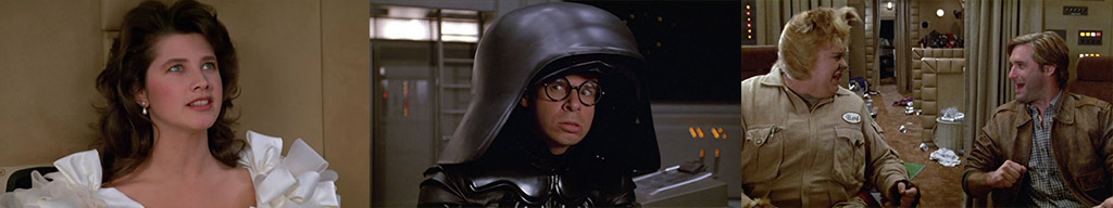 Personagens Spaceballs