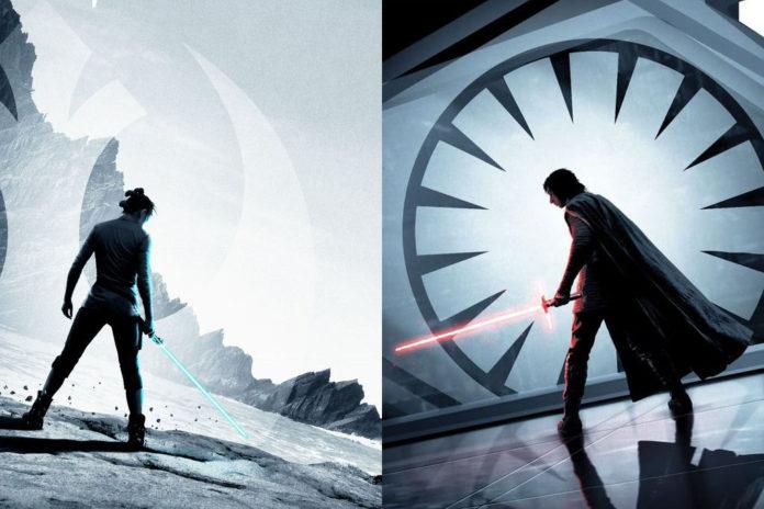 Star Wars: Os Últimos Jedi Posters