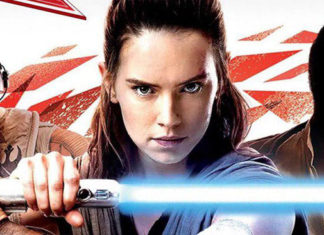 Rey Star Wars: Os Últimos Jedi