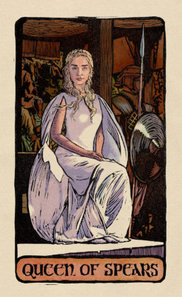 Tarot Game of Thrones 06