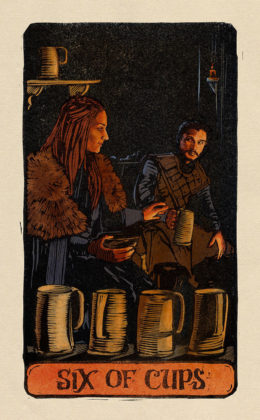 Tarot Game of Thrones 07