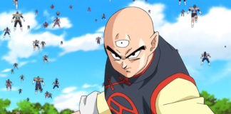 Tenshinhan Dragon Ball Z: O Renascimento de Freeza