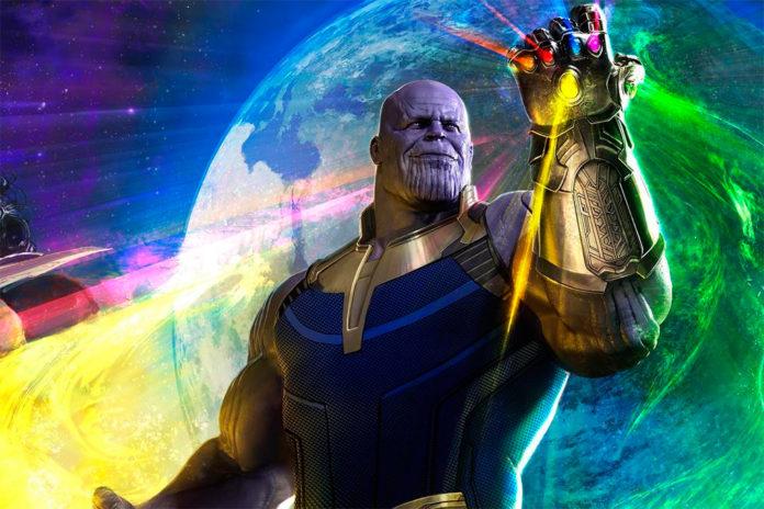 Thanos é o vilão mais aguardado de 2018