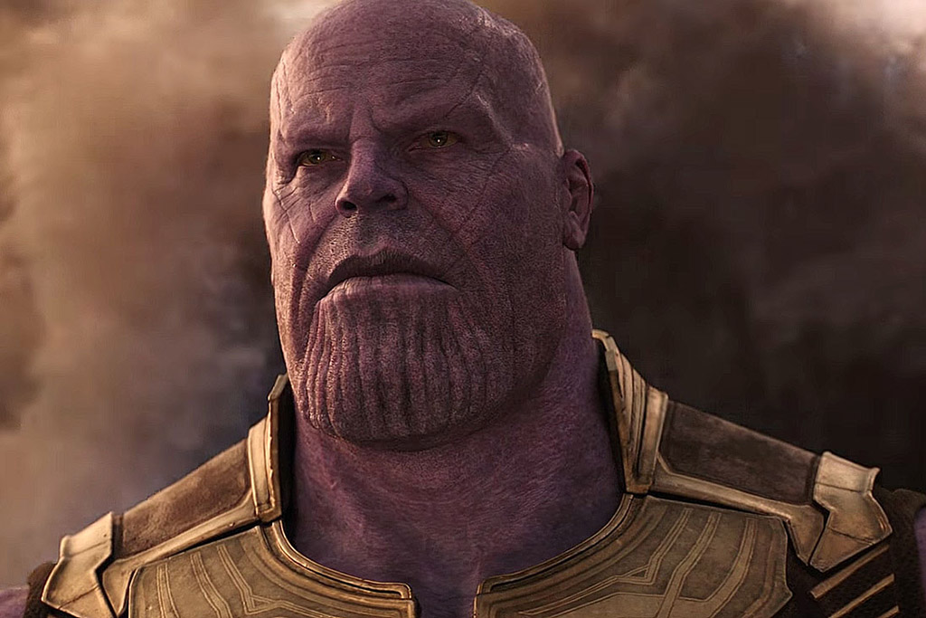 Thanos Vingadores: Guerra Infinita