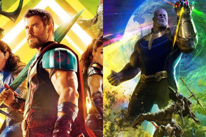 Vingadores: Guerra Infinita se passará após Thor: Ragnarok