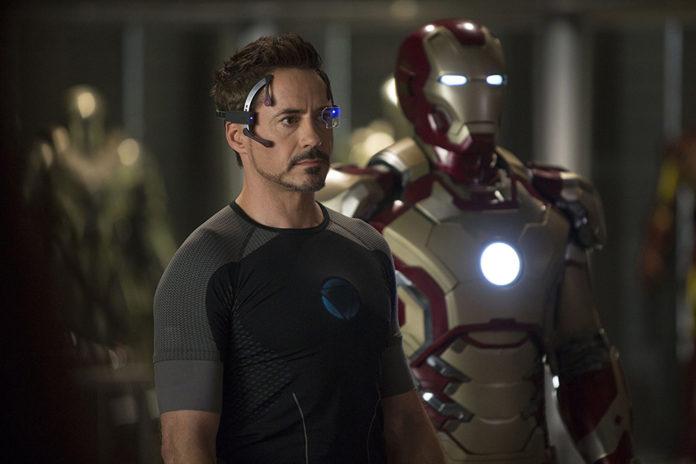 Tony Stark Homem de Ferro 3