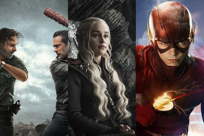 Top 10 séries mais pirateadas em 2017