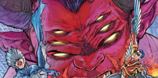 Trigon DC comics