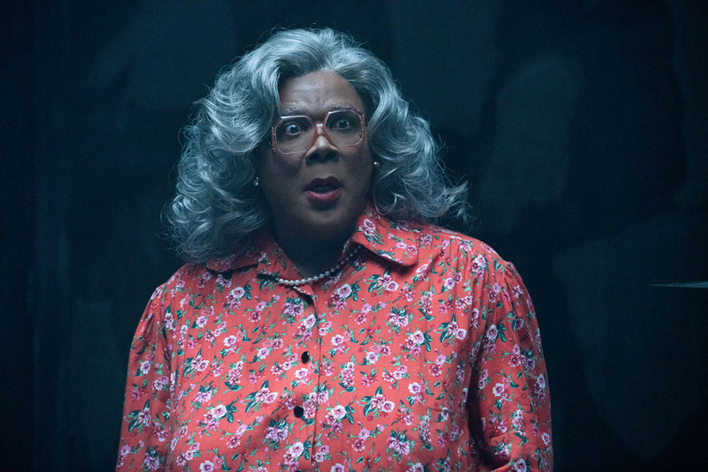 Tyler Perry's Boo! 2: A Madea Halloween 2017