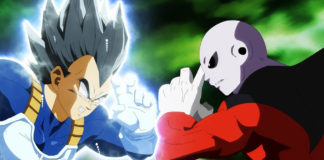 Vegeta X Jiren Torneio do Poder DBS