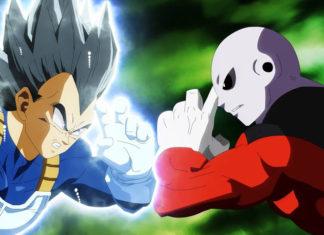 Vegeta X Jiren Torneio do Poder DBS
