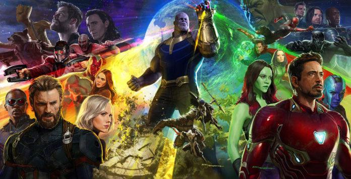 Vingadores: Guerra Infinita 2018