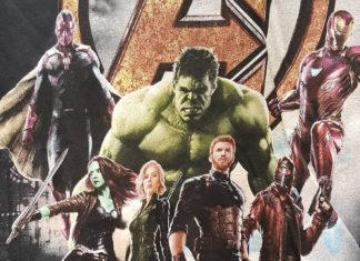 Novo poster Vingadores: Guerra Infinita
