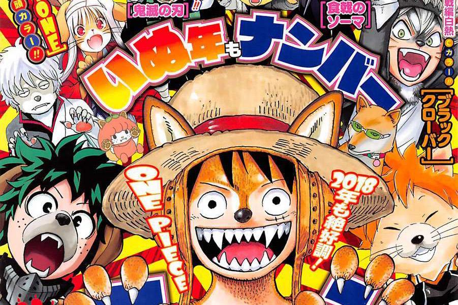 One Piece terá seis mangás spin-off desenhados por