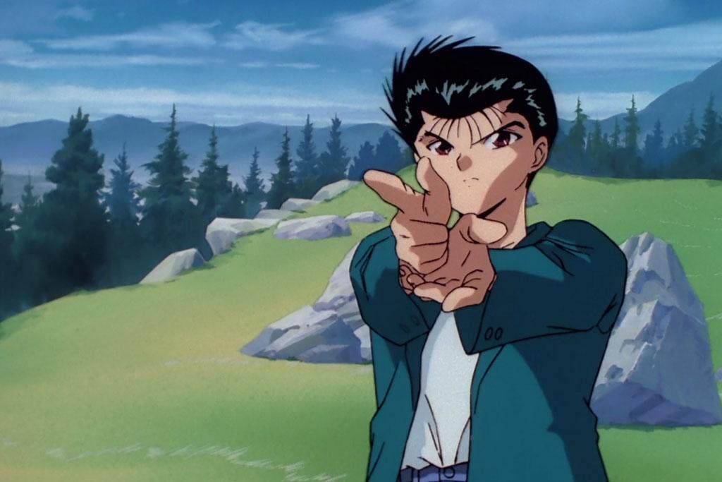 Yu yu hakusho anime retorna com episdio indito em comemorao yusuke urameshi yu yu hakusho stopboris Images
