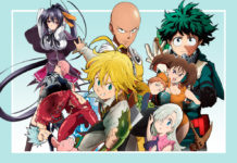 10 animes mais aguardados de 2018