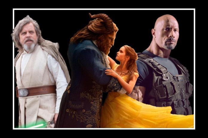 10 maiores bilheterias do cinema em 2017