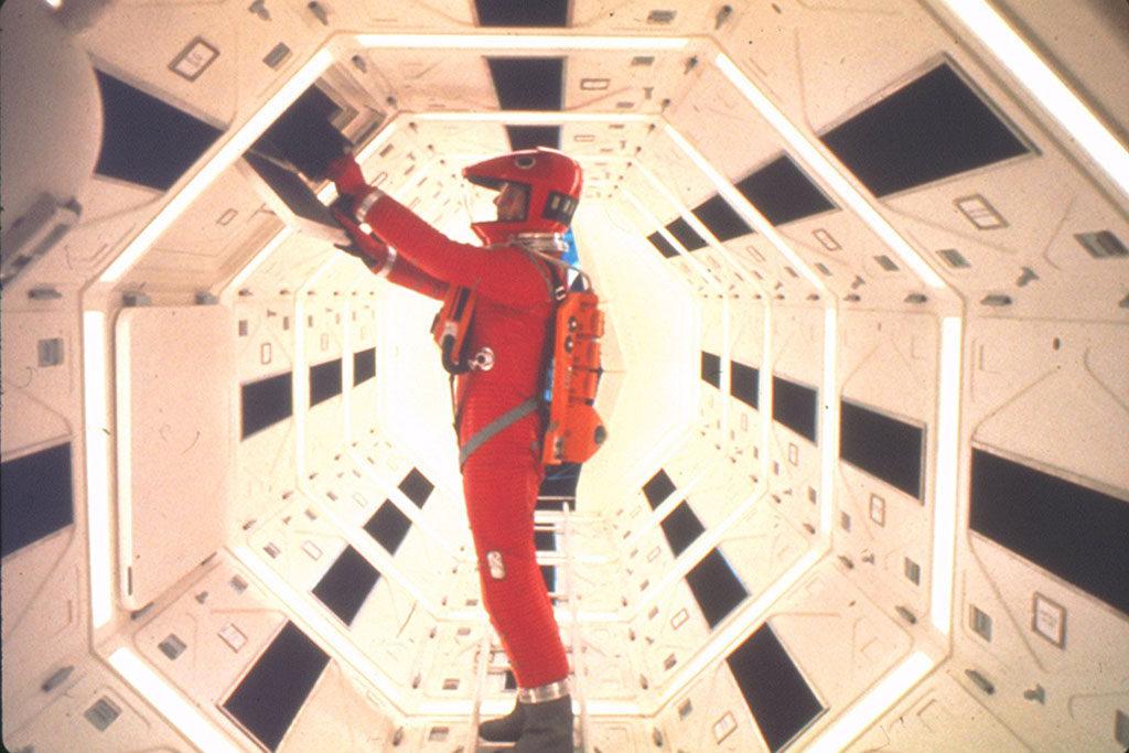 2001: Uma Odisseia no Espaço (1968)