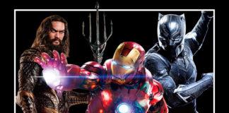 9 filmes heróis Marvel e DC que estreiam em 2018