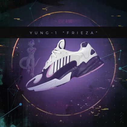 Adidas Yung-1 Frieza Dragon Ball Z