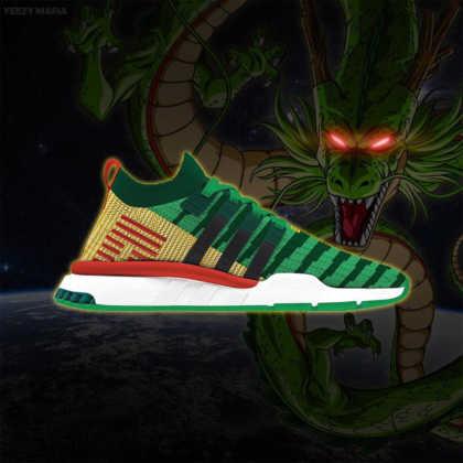 Adidas EQT Mid ADV Shenlong Dragon Ball Z