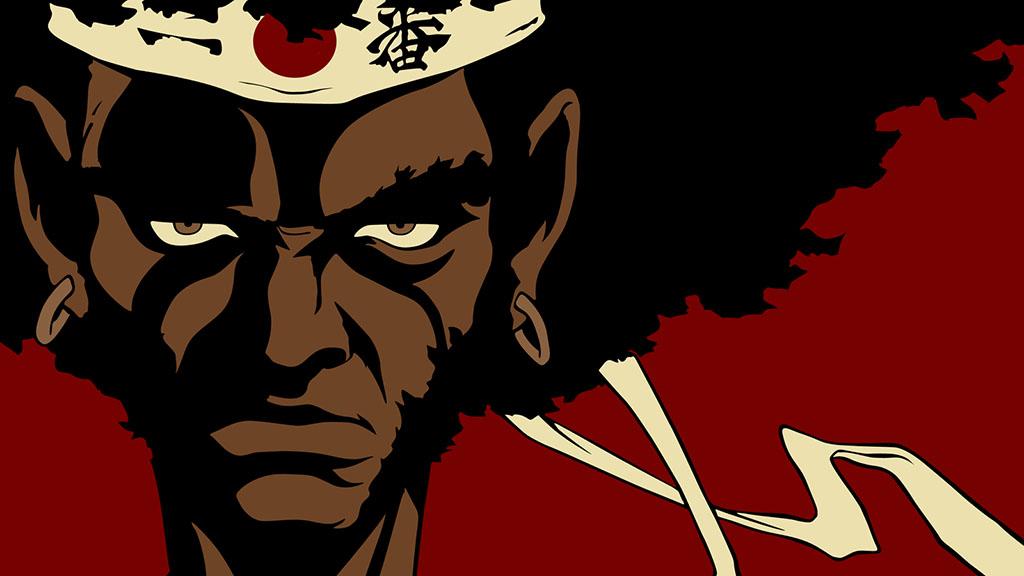 Afro Afro Samurai