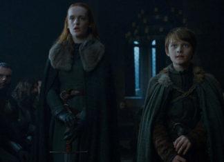 Alys Karstark e Ned Umber Game of Thrones