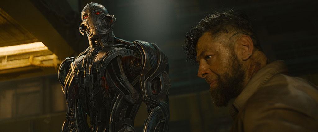 Andy Serkis (Ulysses Klaw) Vingadores: Era de Ultron