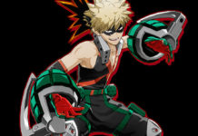 Bakugo My Hero Academia: One's