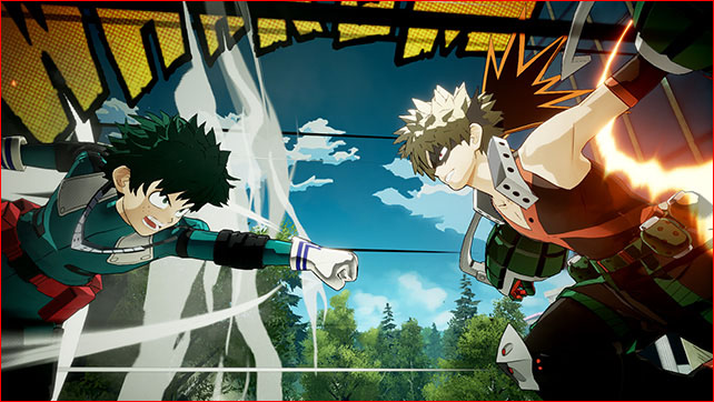 Bakugo My Hero Academia: One's 02