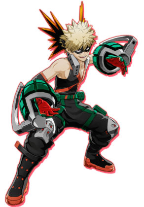 Bakugo My Hero Academia: One's 03