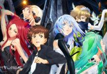 Personagens do anime Beatless