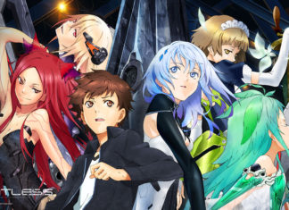Personagens do anime Beatless