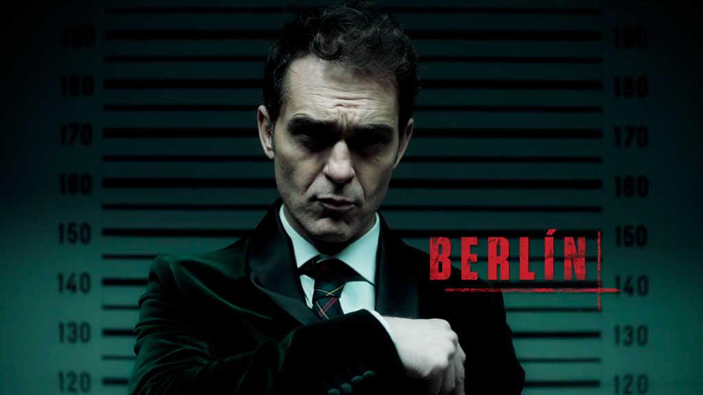 Berlín La Casa de Papel Netflix