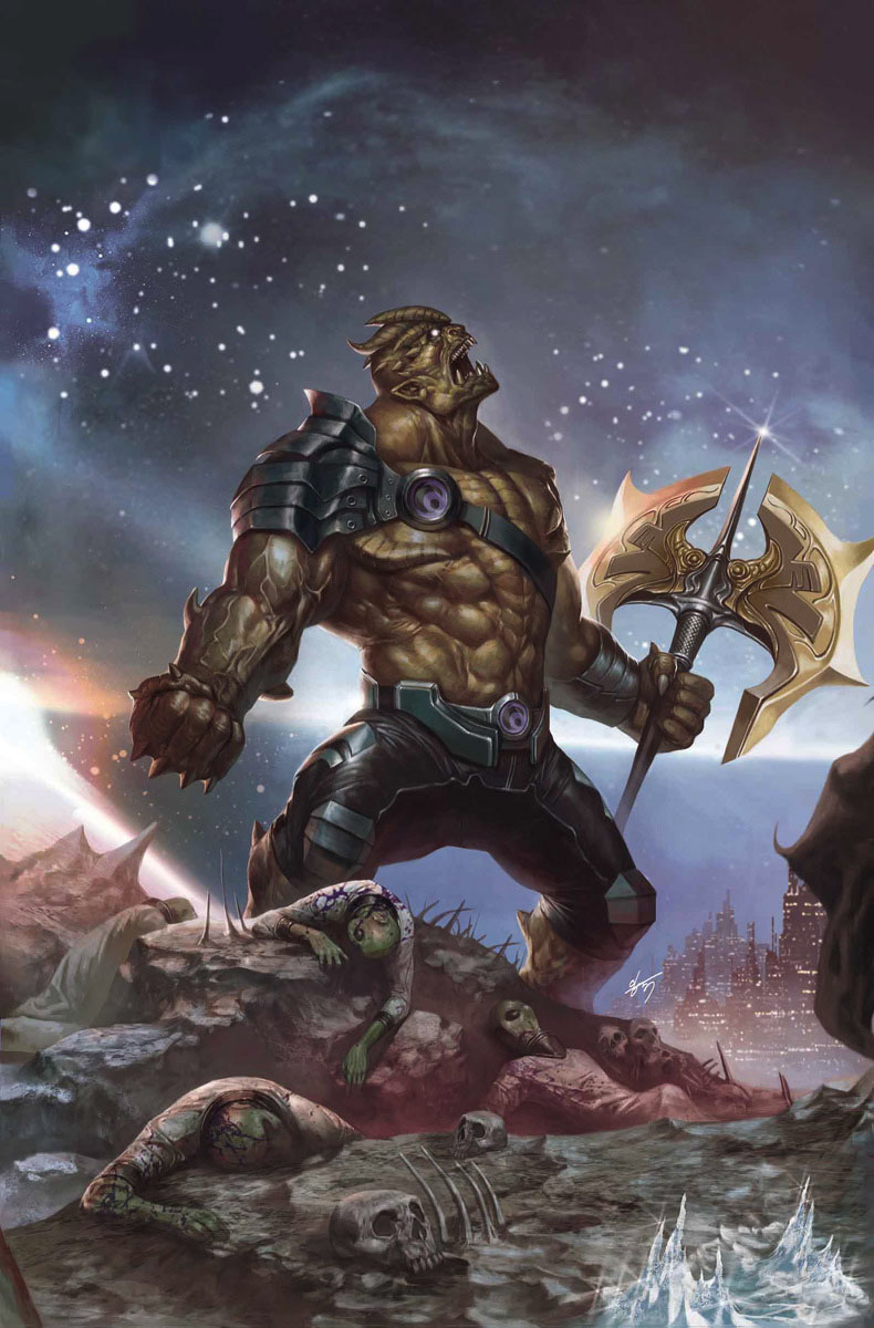 Black Dwarf Vingadores 4