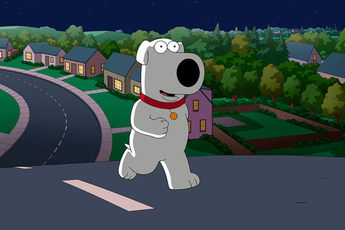 Brian Family Guy