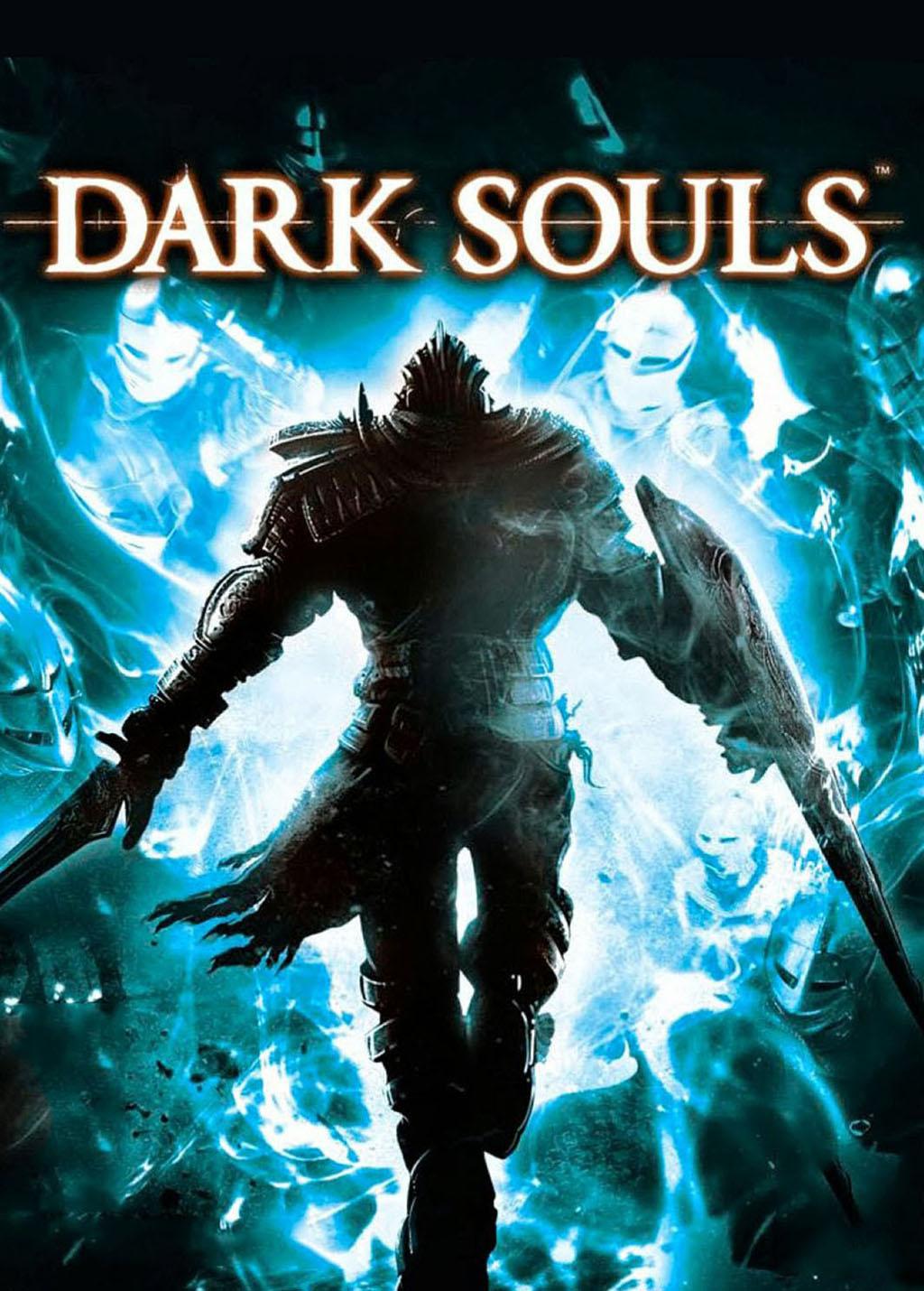 Capa Dark Souls I