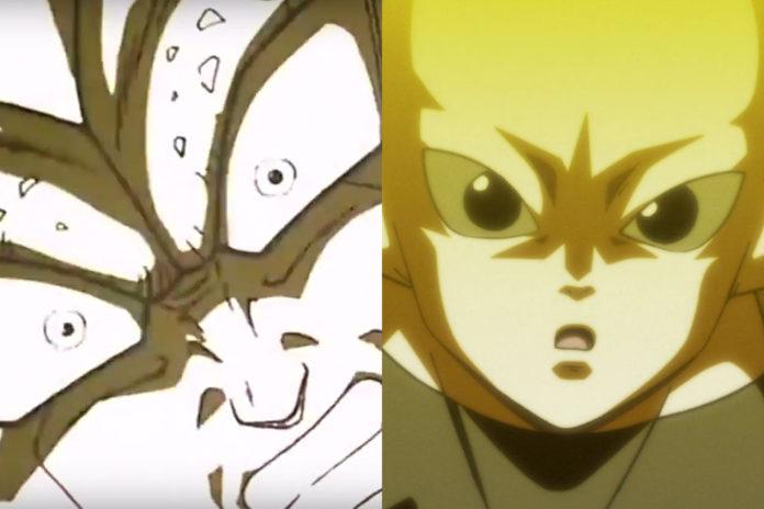 Cell vs Jiren Final Flash Dragon Ball