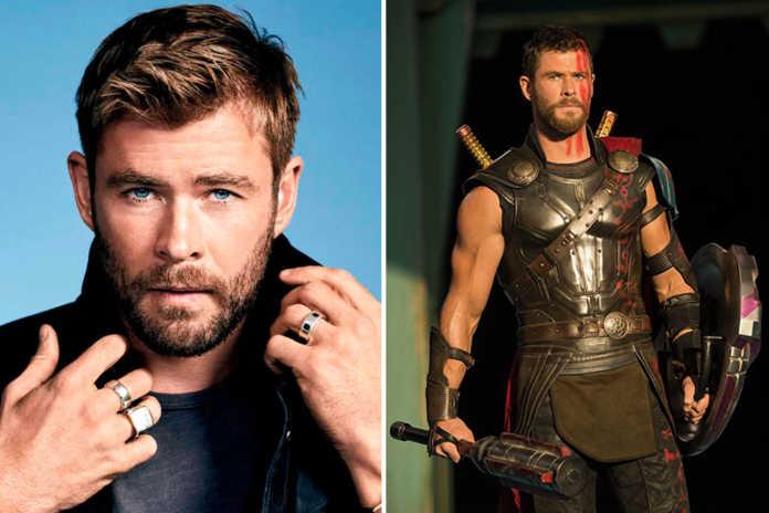 Chris Hemsworth não será mais o Thor no MCU