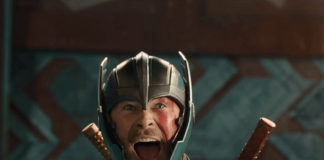 Chris Hemsworth Thor: Ragnarok