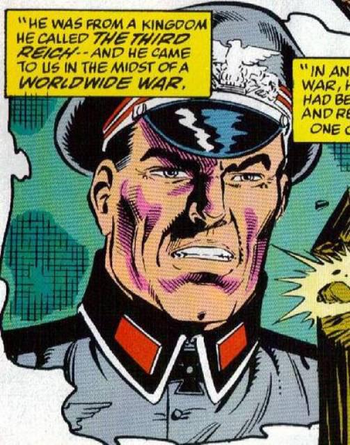 Coronel Fritz Klaue
