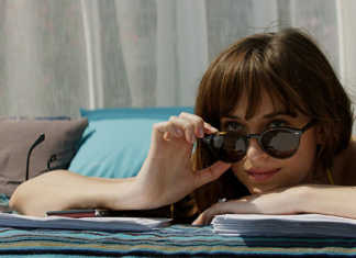 Dakota Johnson 50 Tons de Liberdade