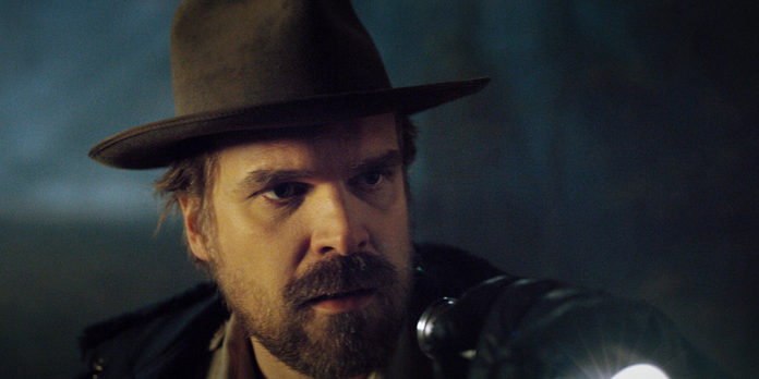 David Harbour Jim Hopper Stranger Things